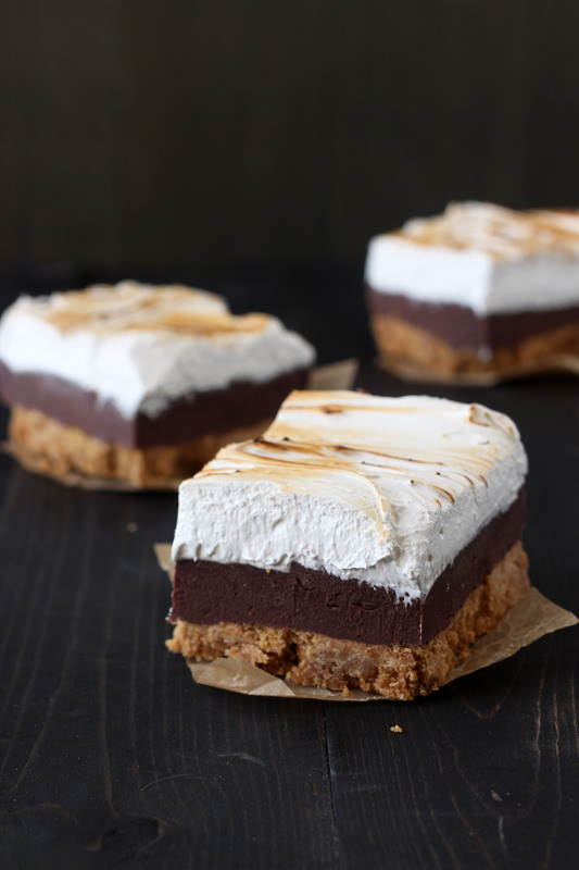 Smores-Fudge-Bars