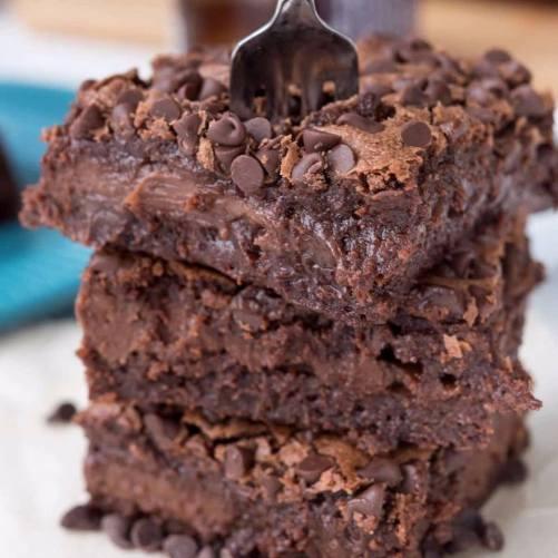 hot fudge cheesecake brownie
