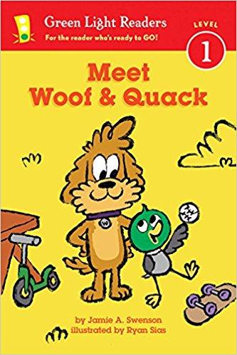woof and quack