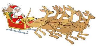 Kangaroo sleigh