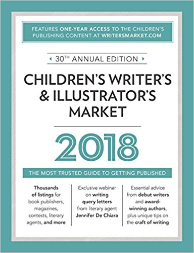Children's Writer's & Illustrators 2018