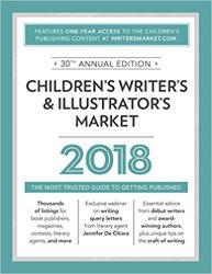 Children's Writer's & Illustrators 2018