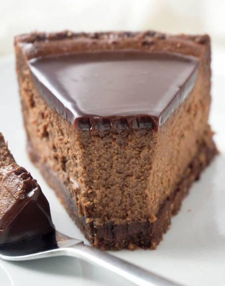 Choc Espresso cheesecake