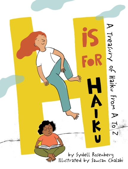H IS FOR HAIKU BOOK COVER PENNY CANDY BOOKS March 2018