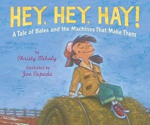 HEY, HEY, HAY! Cover