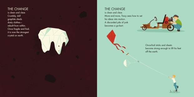 The Change page