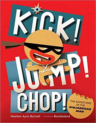 Kick Jump Chop