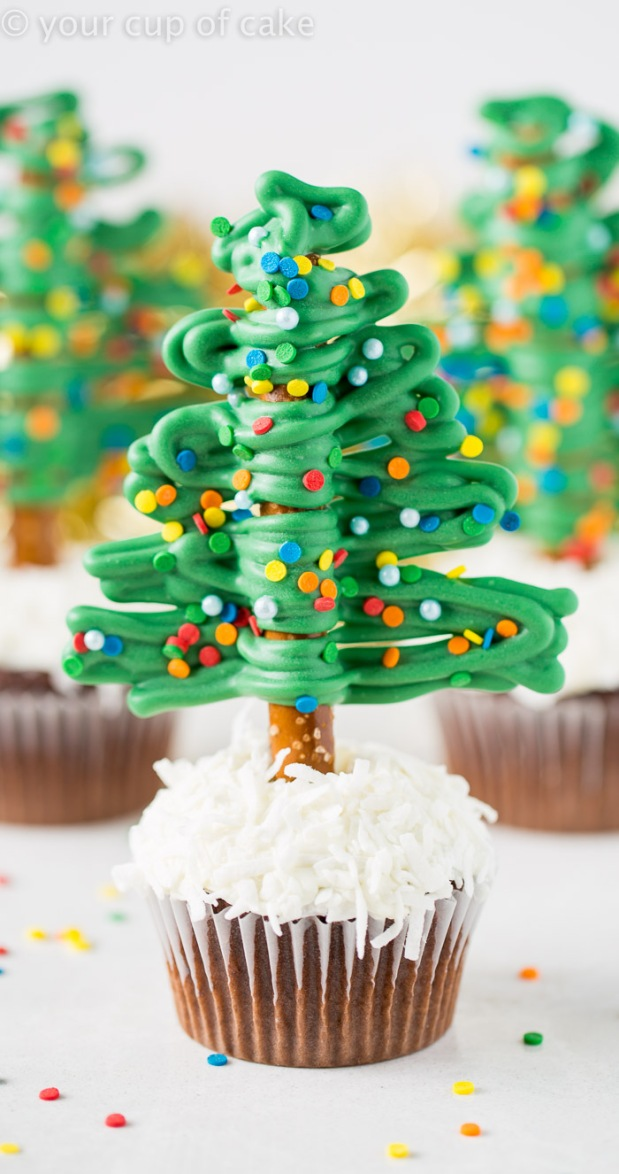 Christmas-Tree-Cupcake-Recipe-2