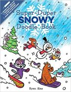snowy doodle