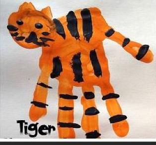 tigerhand