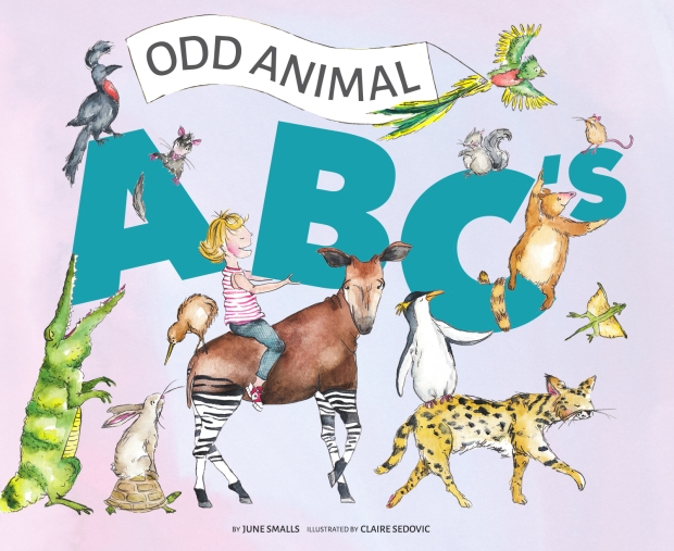 Odd Animal ABC's highres