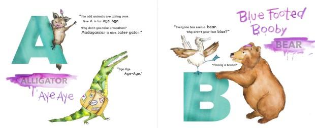Odd Animal ABC's opening