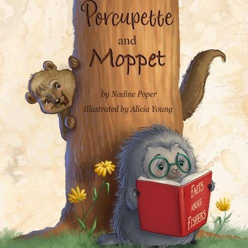 Porcupette and Moppet cover