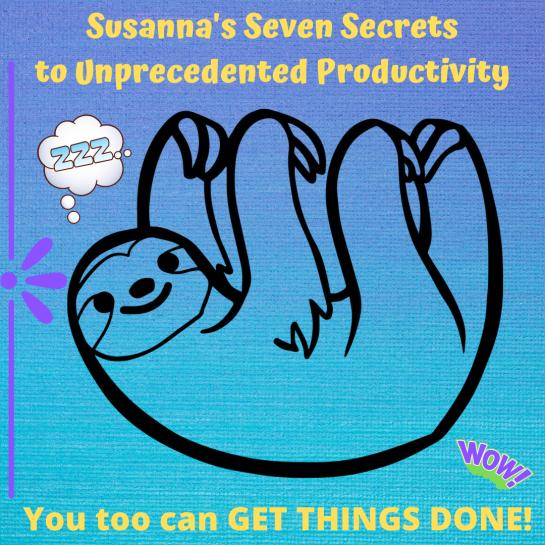 Susanna's Seven Secrets