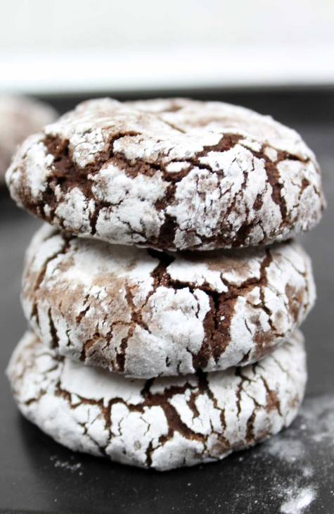 chocolate-crinkle-cookies