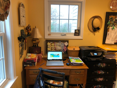 Kelly's Workspace