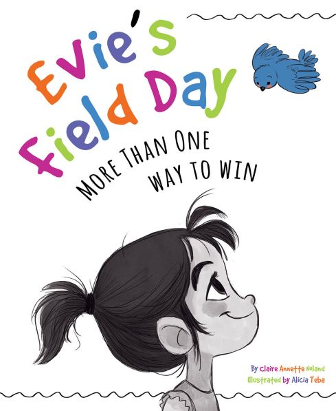 Evie's Field Day cover
