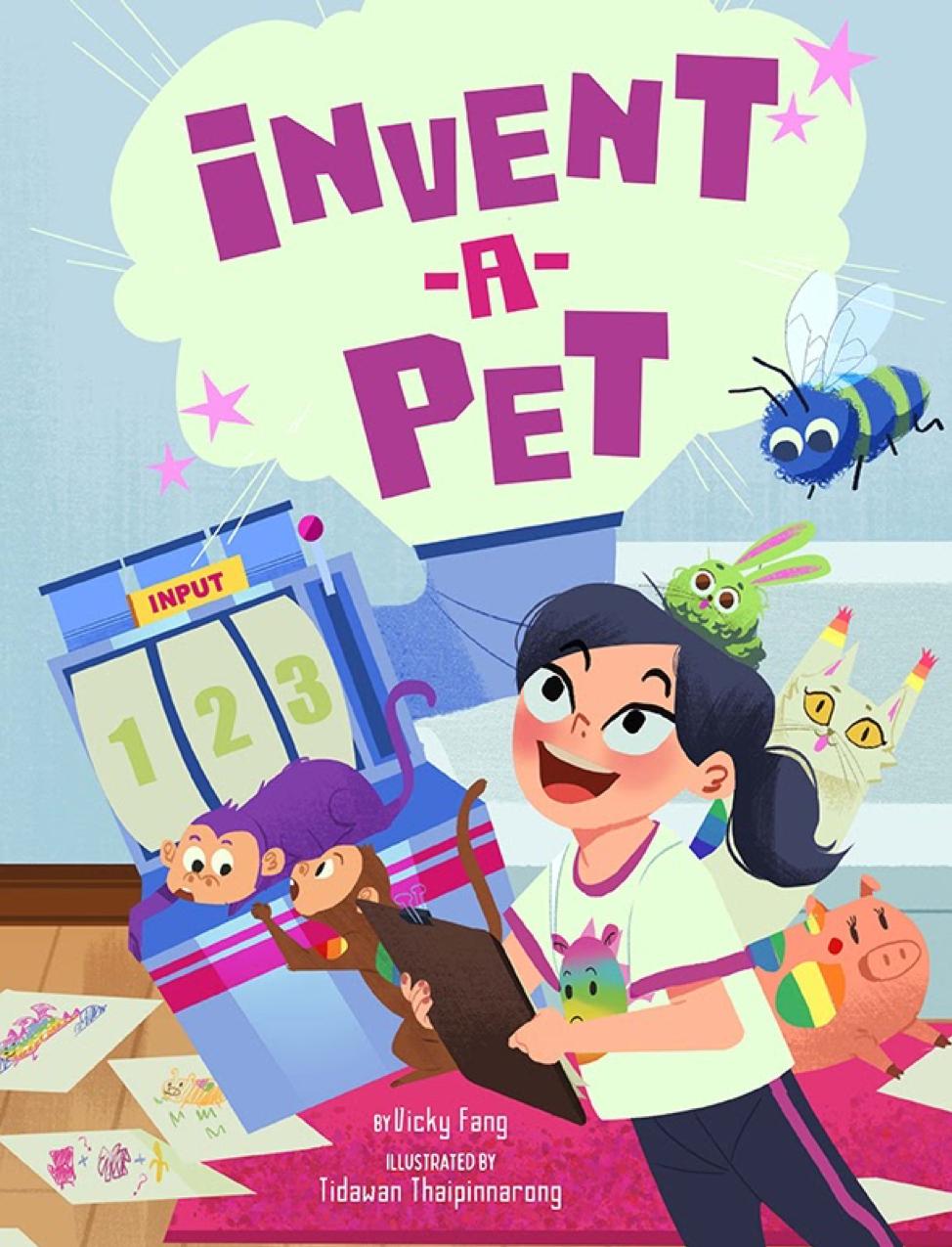 Invent-A-Pet Cover