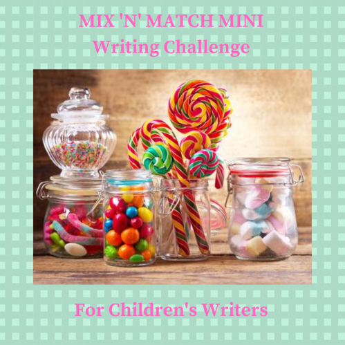 Mix 'n' Match Mini Writing Challenge