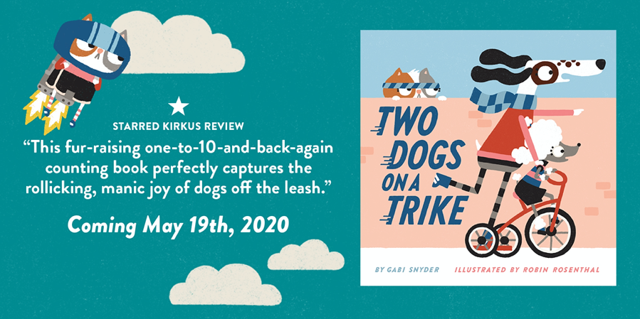 Two Dogs Promo Graphic