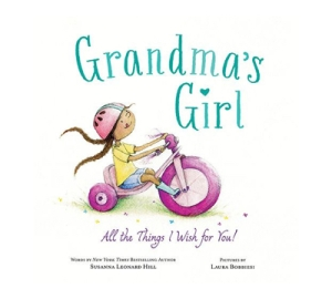 Grandma's Girl book cover