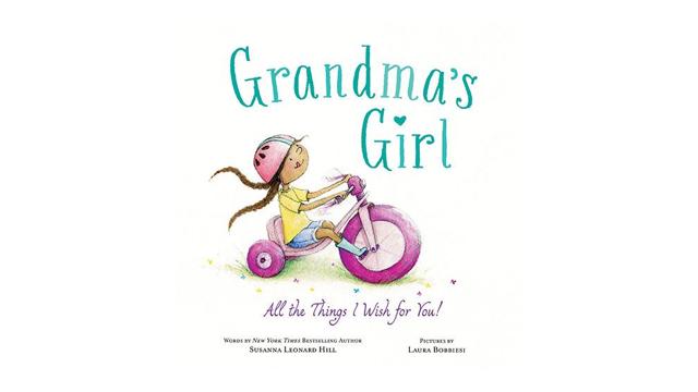 Grandma's Girl book cover