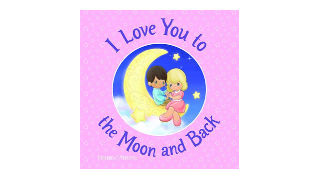 I Love You to the Moon and Back book cover