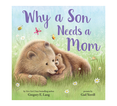 Why a Son Needs a Mom book cover